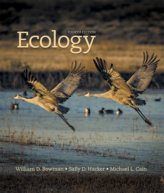 Ecology, Fourth Edition Instructor Resources