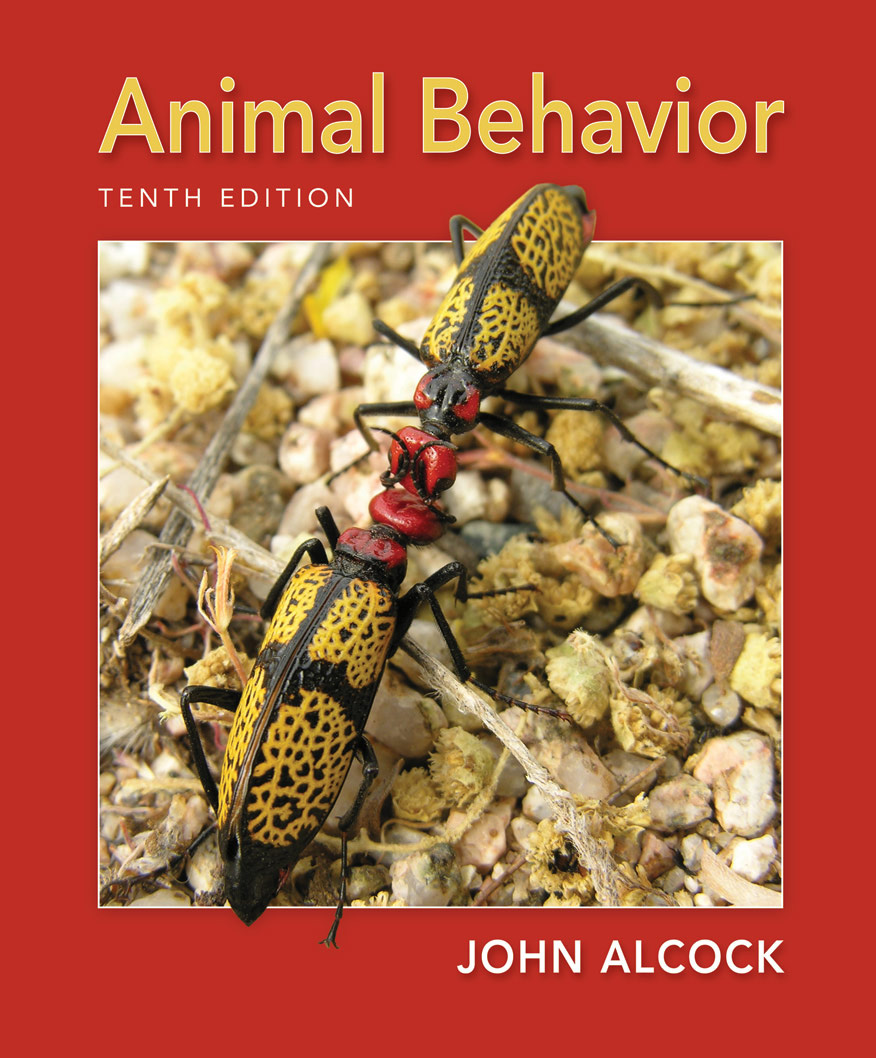 Animal Behavior: An Evolutionary Approach, 10e, Instructor Resources
