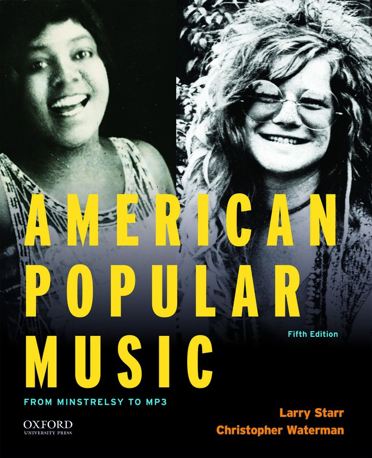 Starr/Waterman, American Popular Music 5e