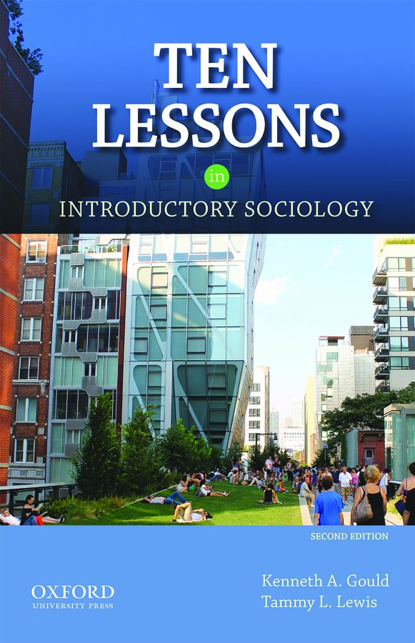 Ten Lessons in Introductory Sociology 2e