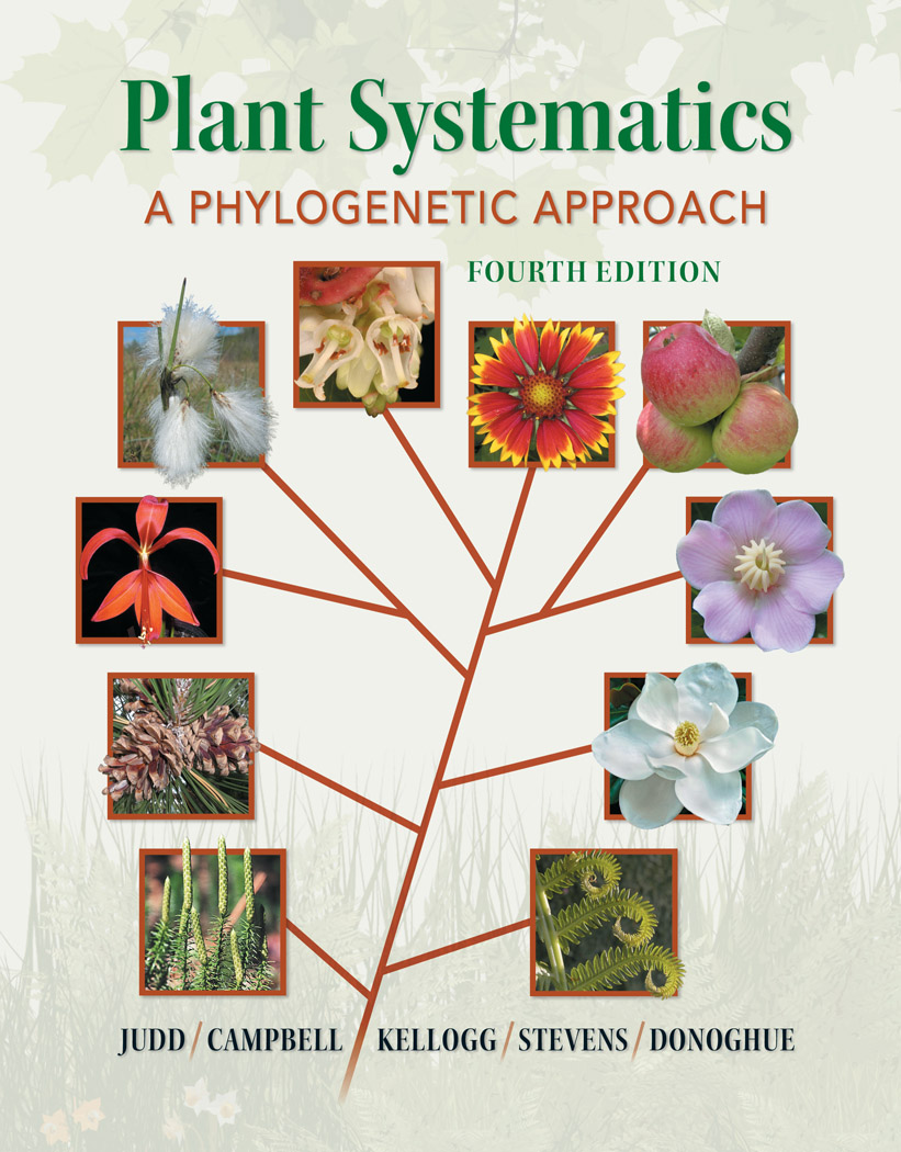 Plant Systematics: A Phylogenetic Approach 4e