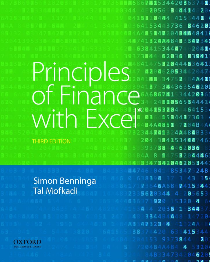 Benninga, Principles of Finance with Excel 3e