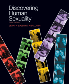 Discovering Human Sexuality, Third Edition, Levay