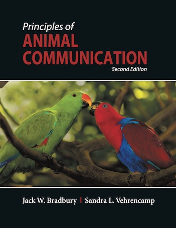 Principles of Animal Communication, Second Edition