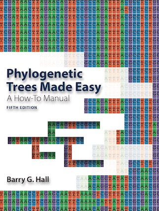 Phylogenetic Trees Made Easy, Fifth Edition, Hall