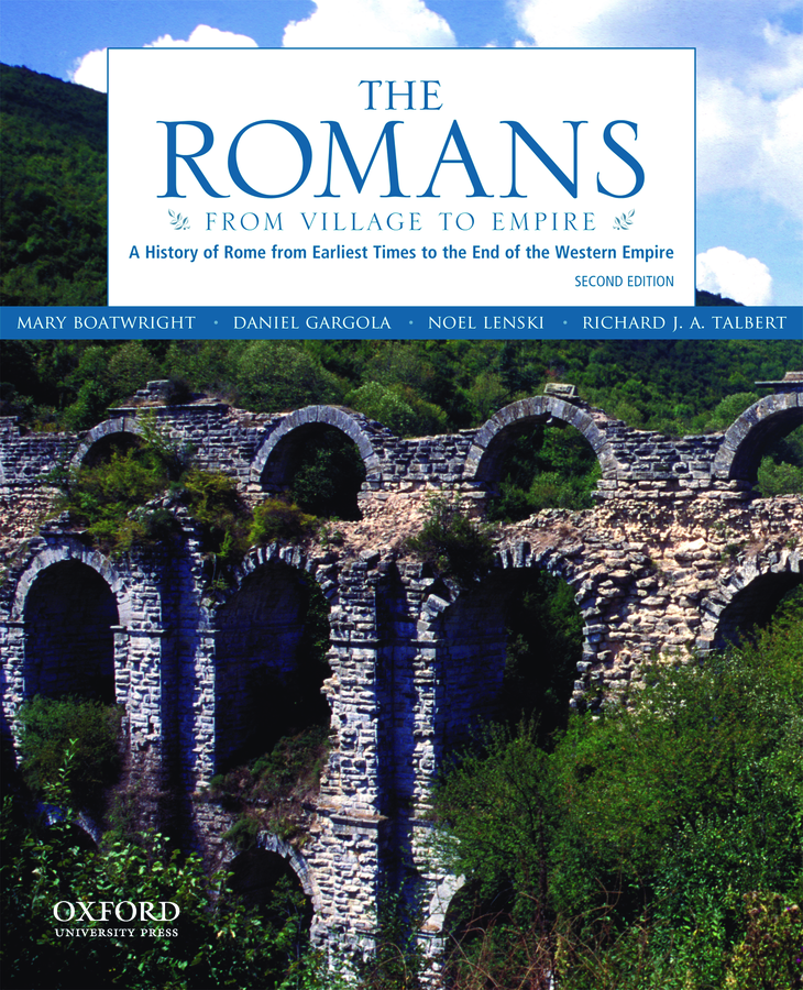 The Romans: From Village to Empire 2e Instructor Resources