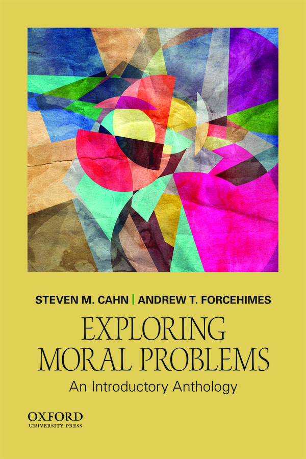 Exploring Moral Problems Instructor Resources