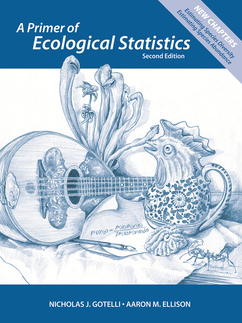 A Primer of Ecological Statistics 2e Instructor Resources