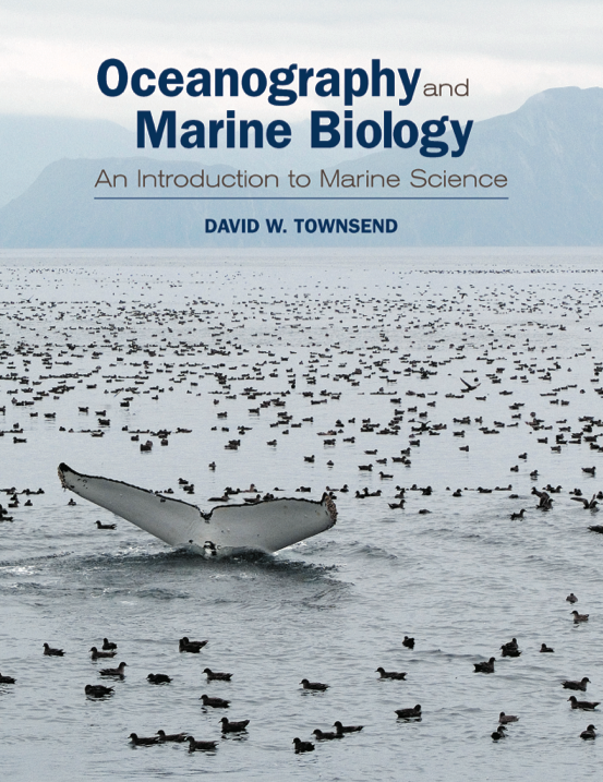Townsend, Oceanography and Marine Biology
