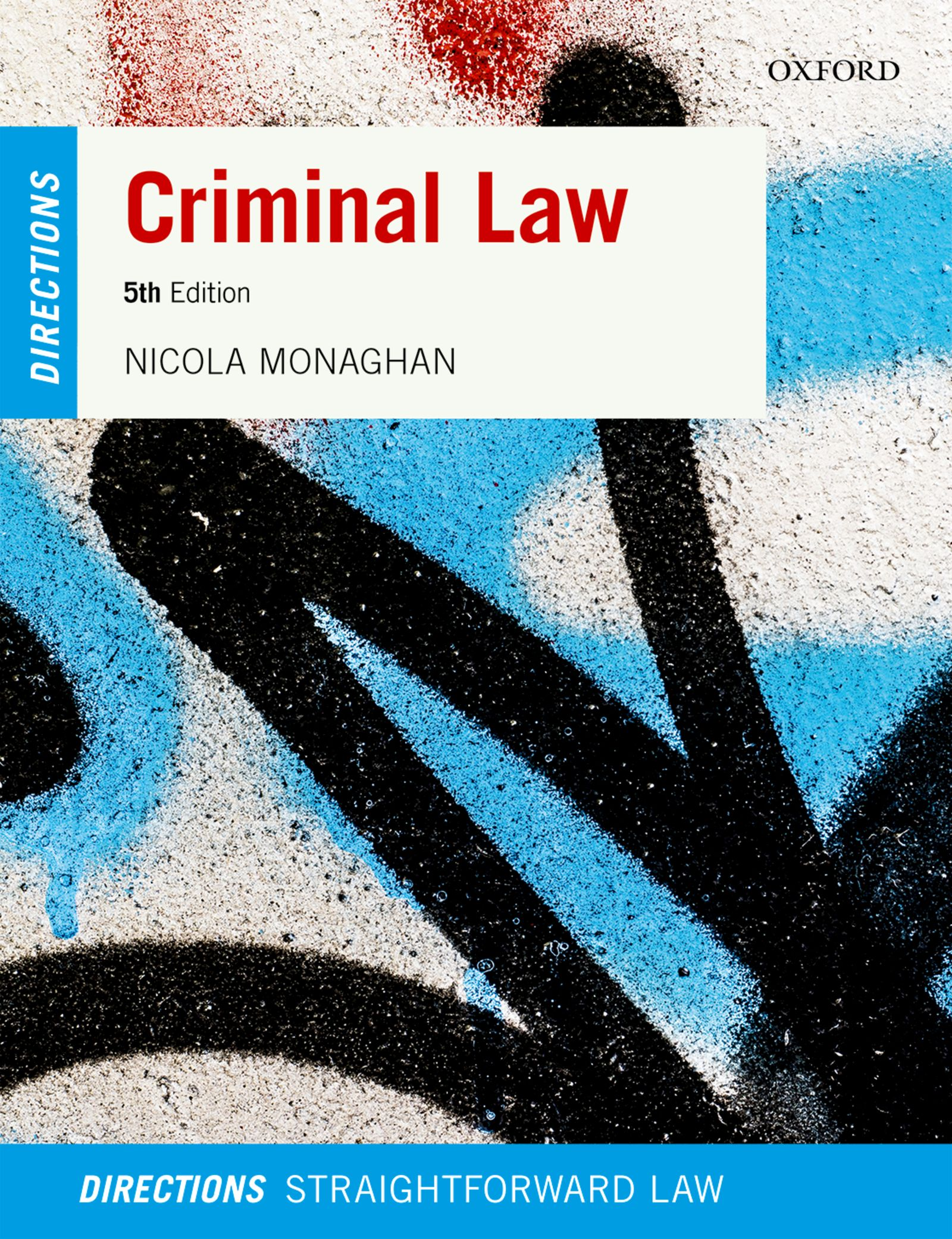 Criminal Law Directions 5e