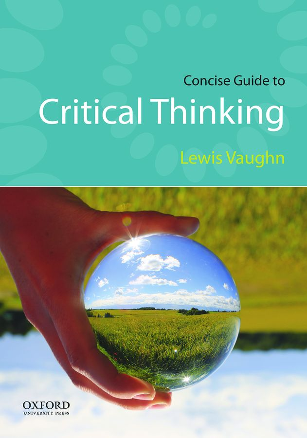 Concise Guide to Critical Thinking Instructor Resources