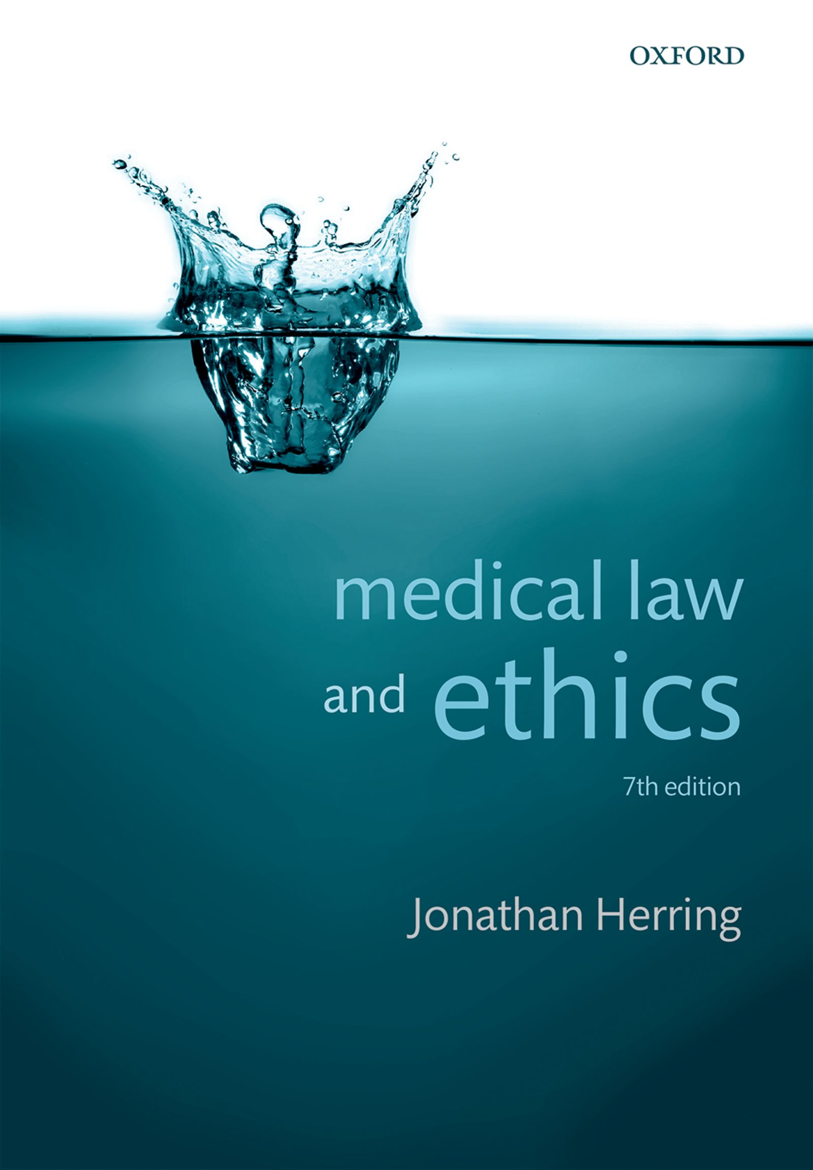 Medical Law and Ethics 7e