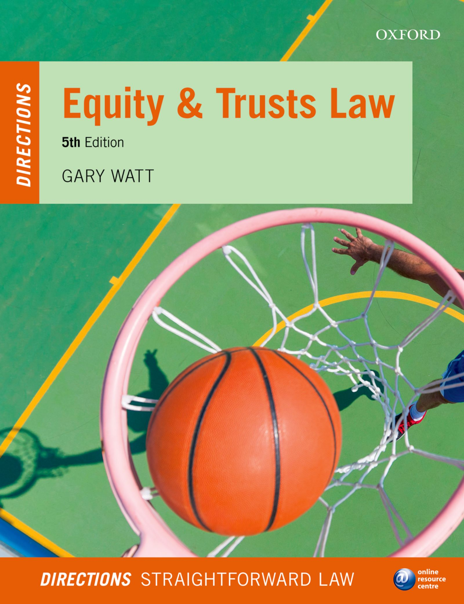 Equity and Trusts Law Directions 5e