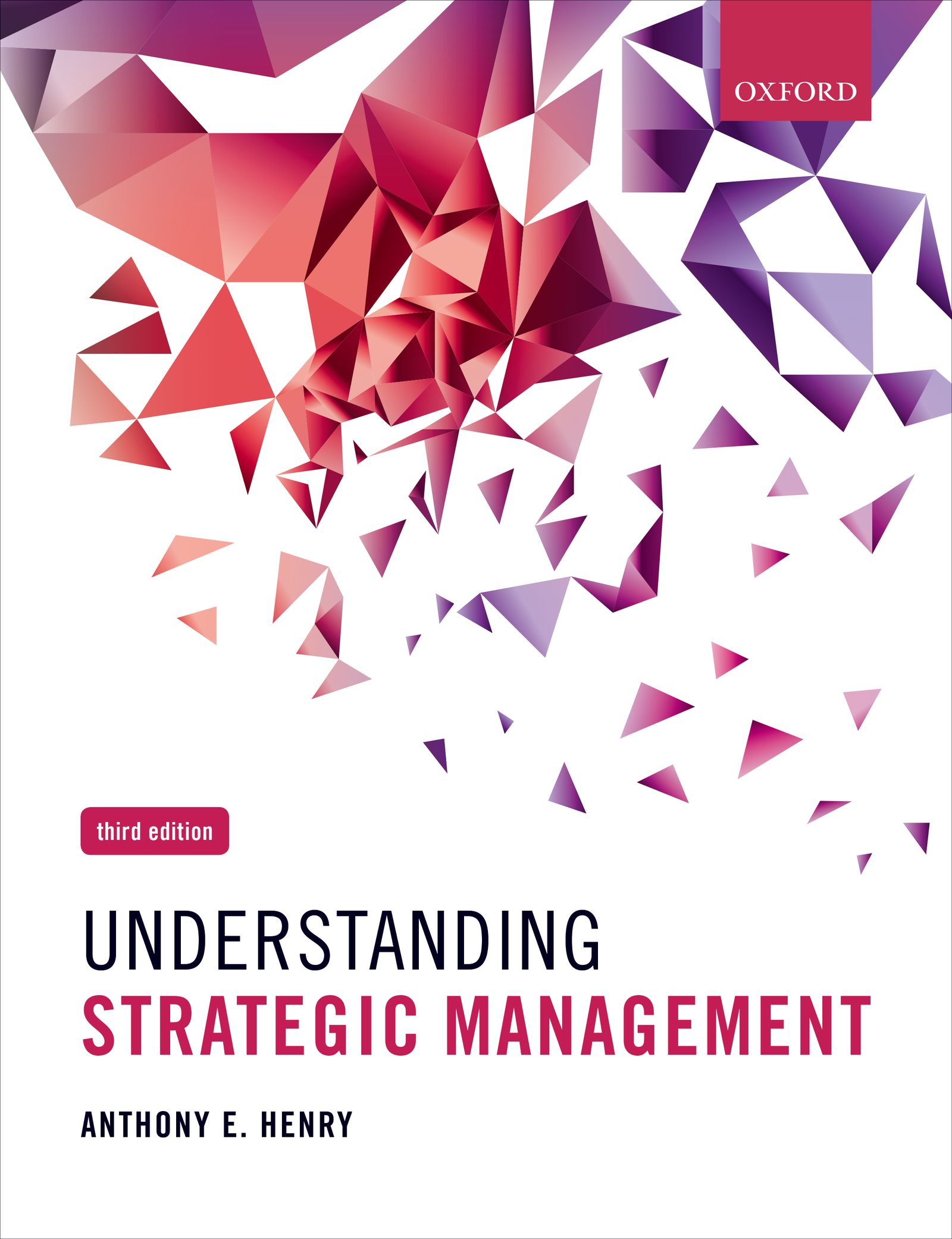 Understanding Strategic Management 3e Lecturer Resources