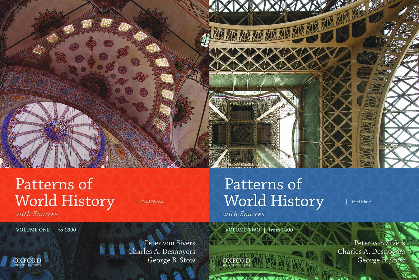 Patterns of World History 3e Instructor Resources