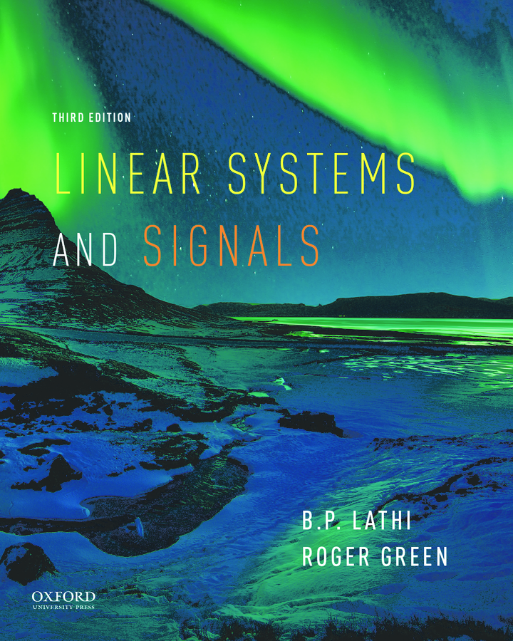 Linear Systems and Signals 3e