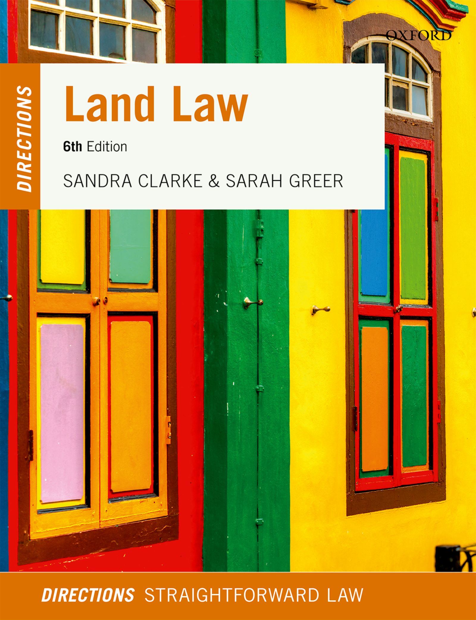 Land Law Directions 6e