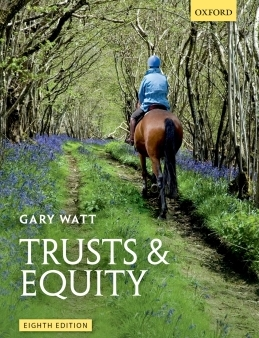 Trusts and Equity 8e
