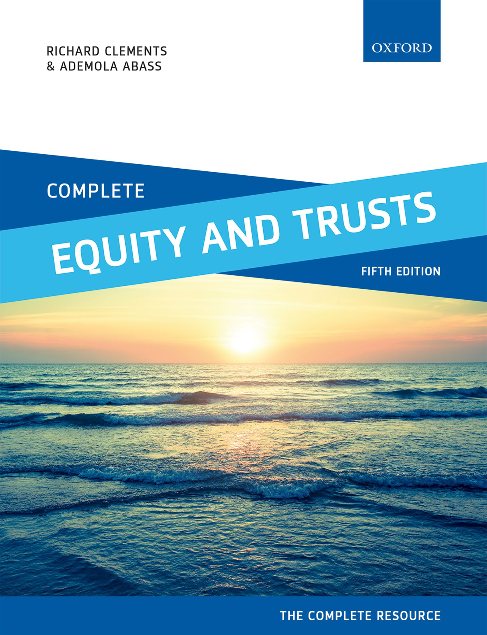 Complete Equity and Trusts 5e
