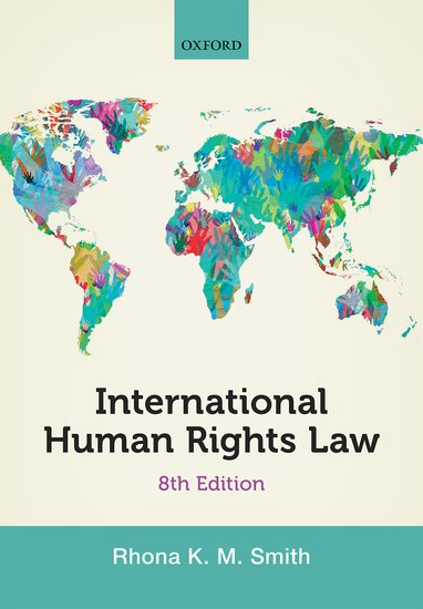 International Human Rights Law 8e - resources
