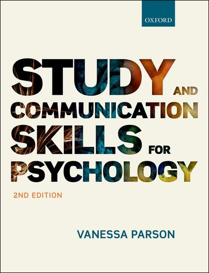 Study and Communication Skills for Psychology 2e