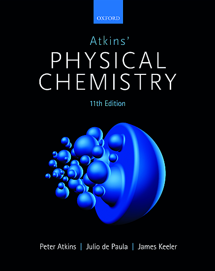 Physical Chemistry 11e