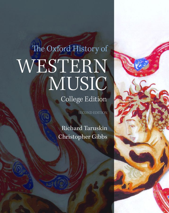 Oxford History of Western Music, College Edition 2e