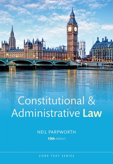 Constitutional & Administrative Law 10e - student resources