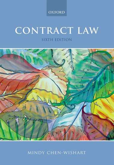 Contract Law 6e lecturer resources