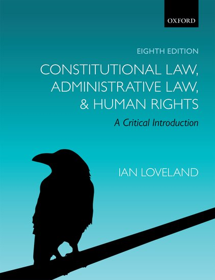 Constitutional Law, Administrative Law, and Human Rights 8e - lecturer resources