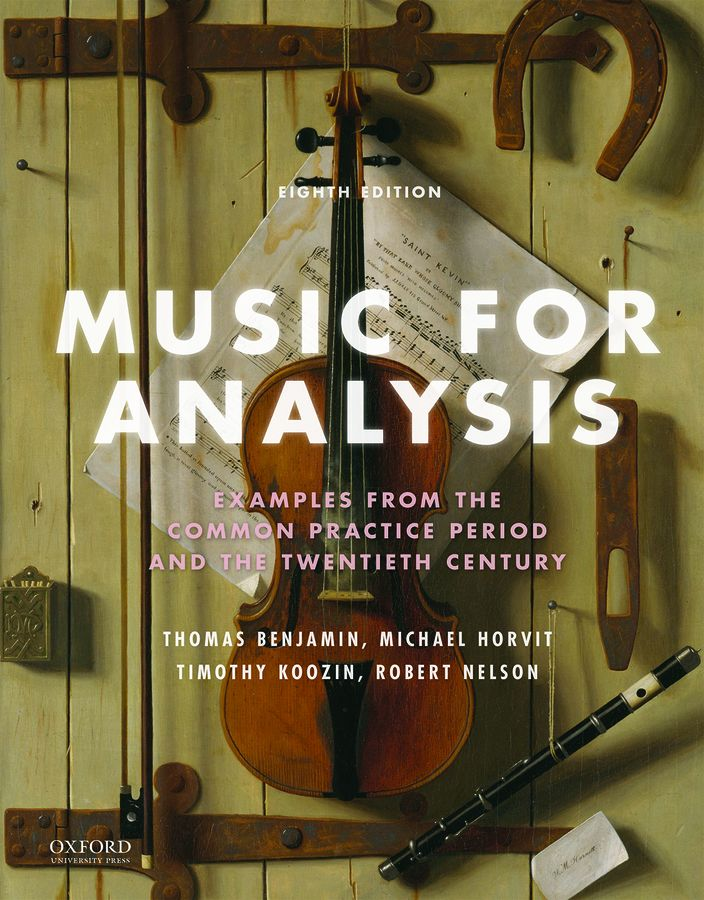 Music for Analysis 8e