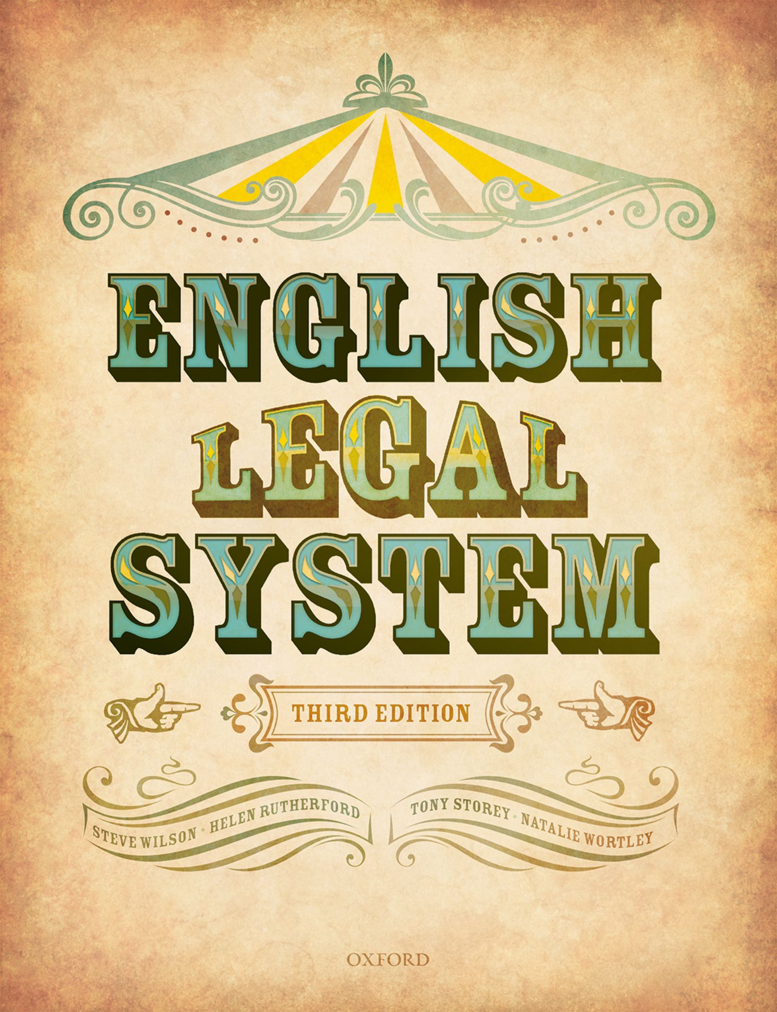 English Legal System 3e Lecturer resources