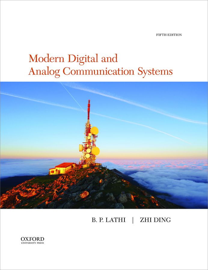 Modern Digital and Analog Communication Systems 5e Instructor Resources