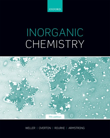 Inorganic Chemistry 7e instructor resources