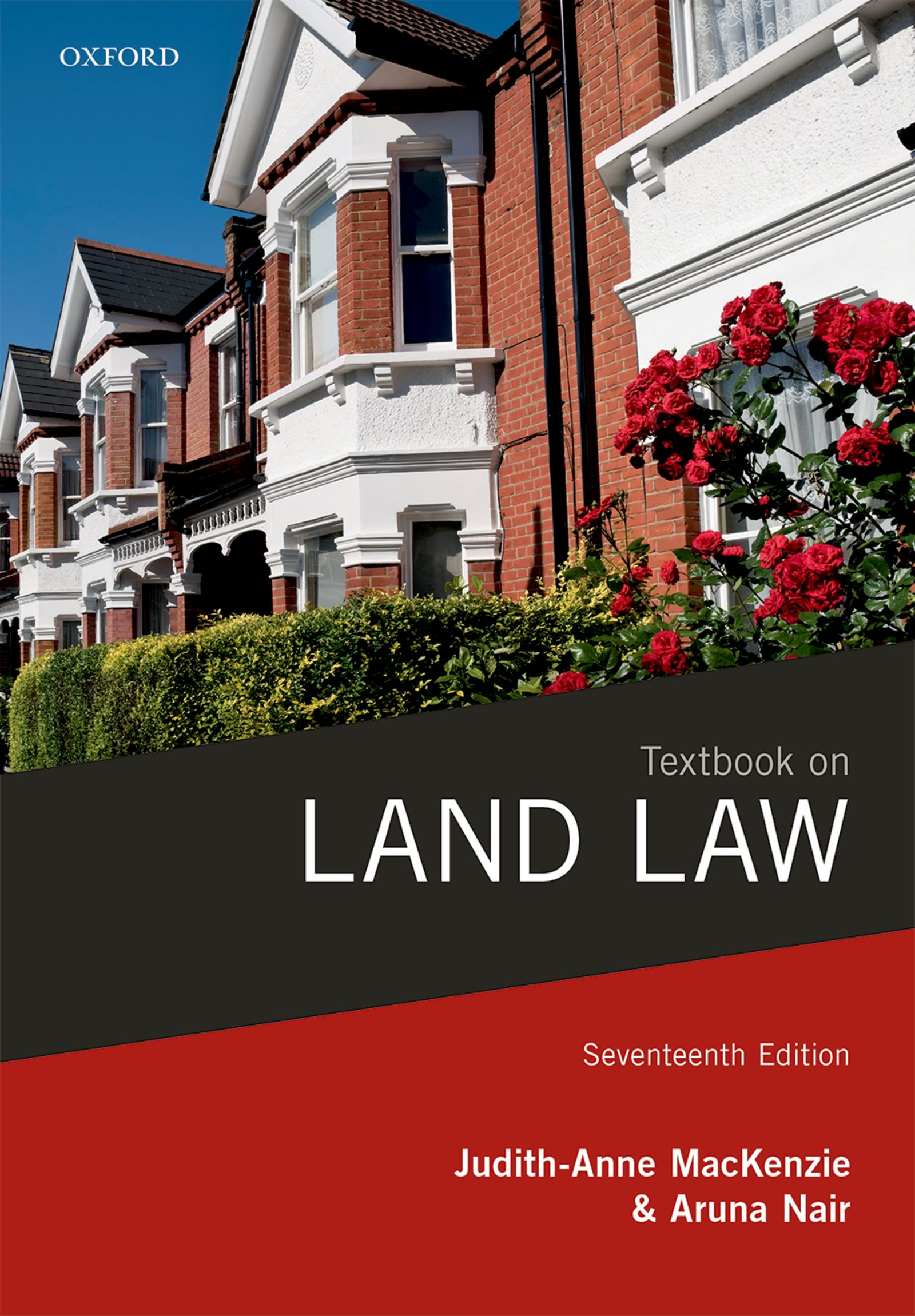 Textbook on Land Law 17e