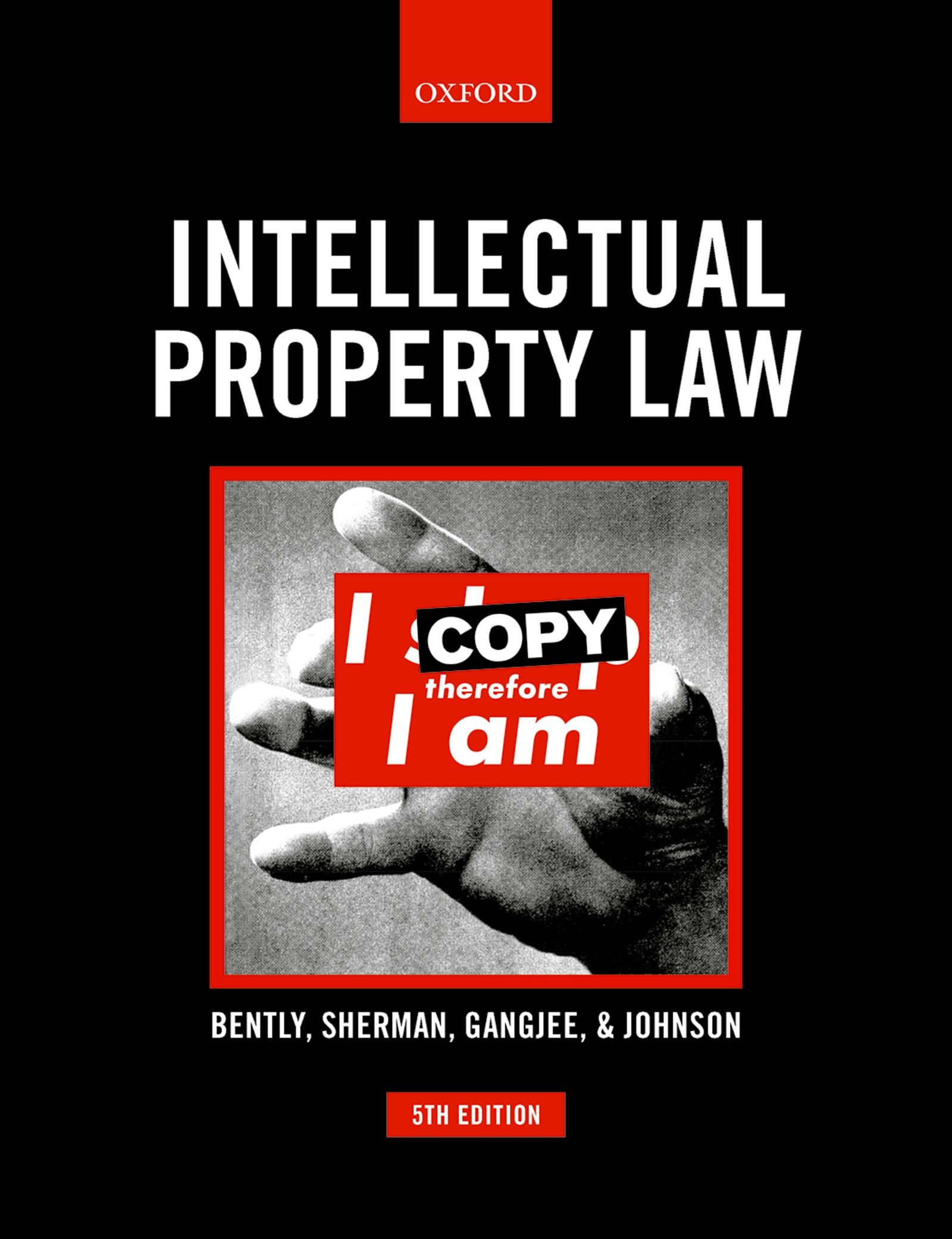 Intellectual Property Law 5e