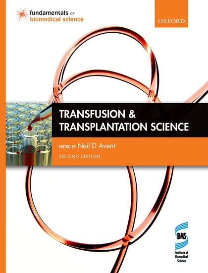 Transfusion and Transplantation Science 2e lecturer resources
