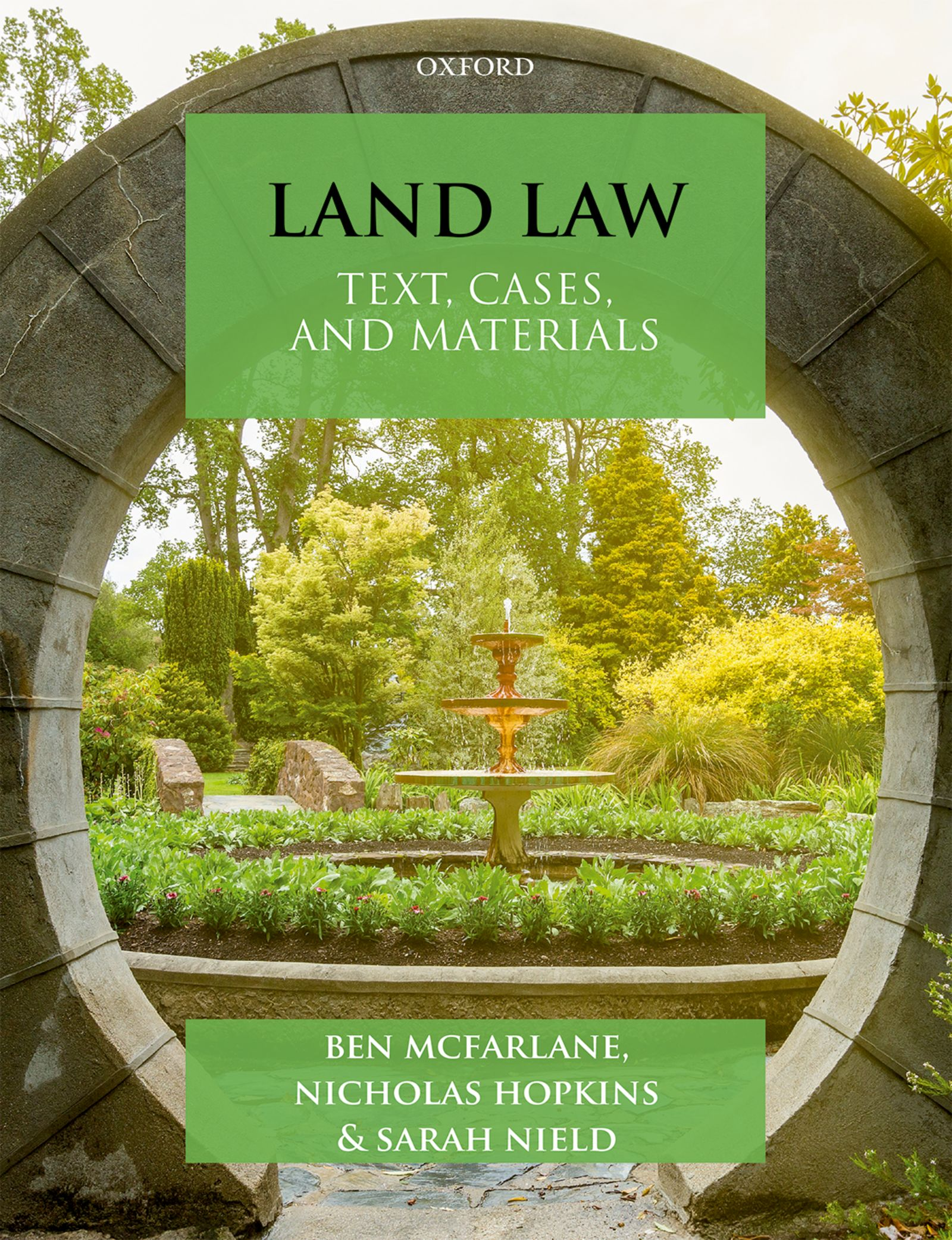 Land Law Text, Cases and Materials 4e