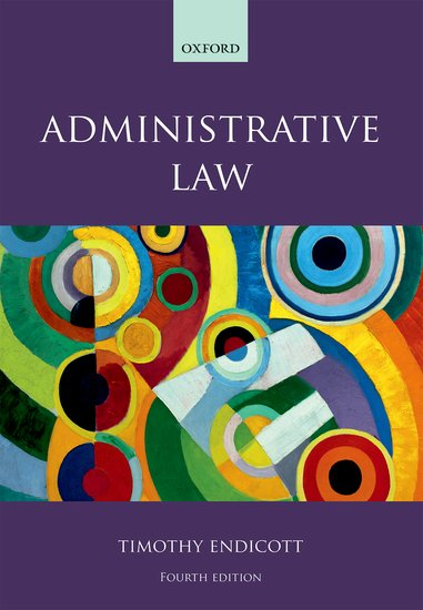 Administrative Law 4e instructor resources