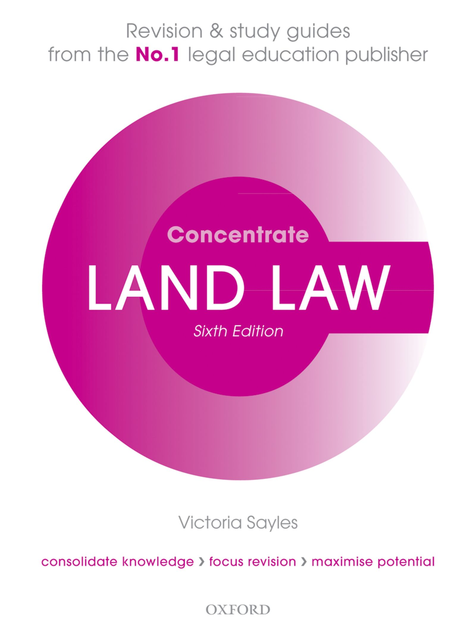 Land Law Concentrate 6e