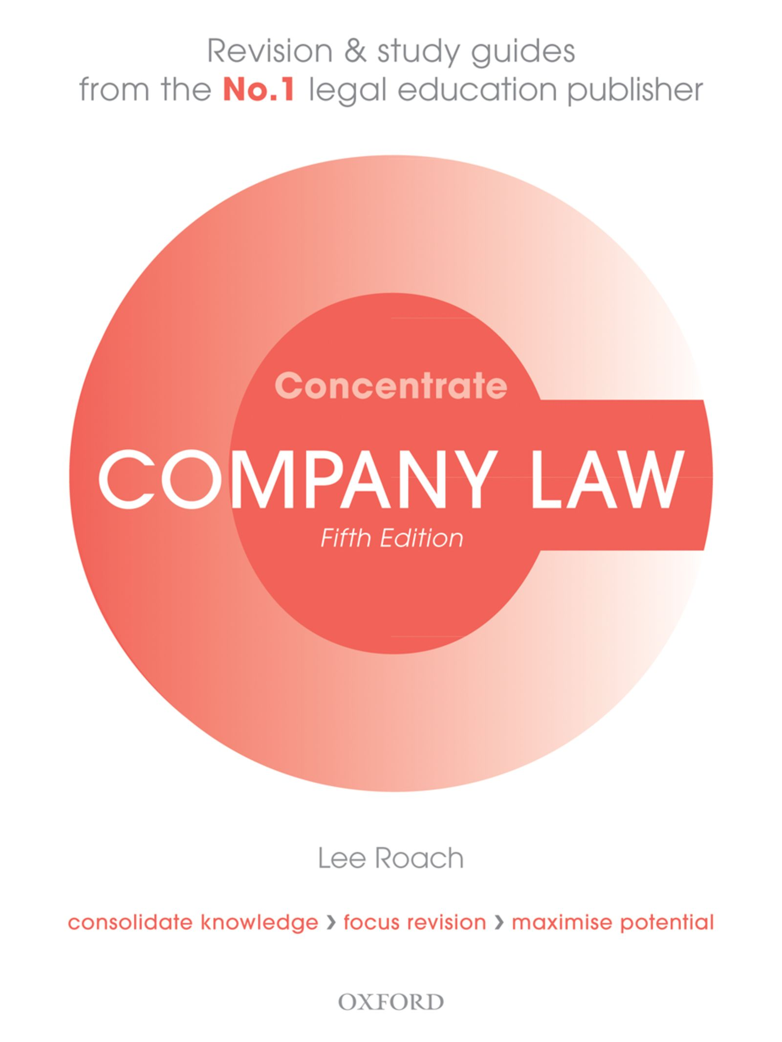 Company Law Concentrate 5e