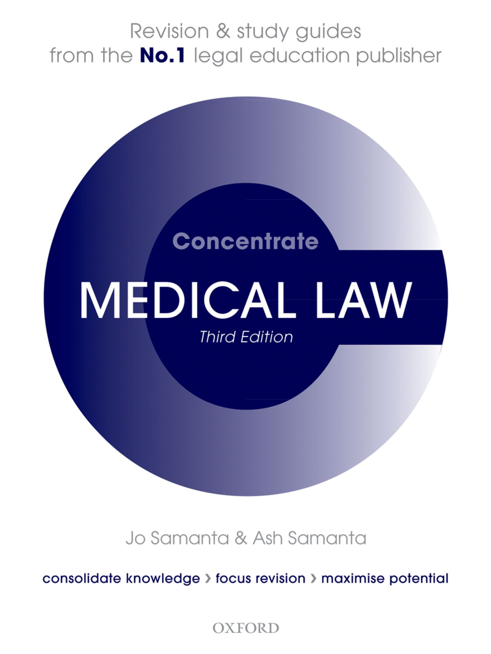 Medical Law Concentrate 3e