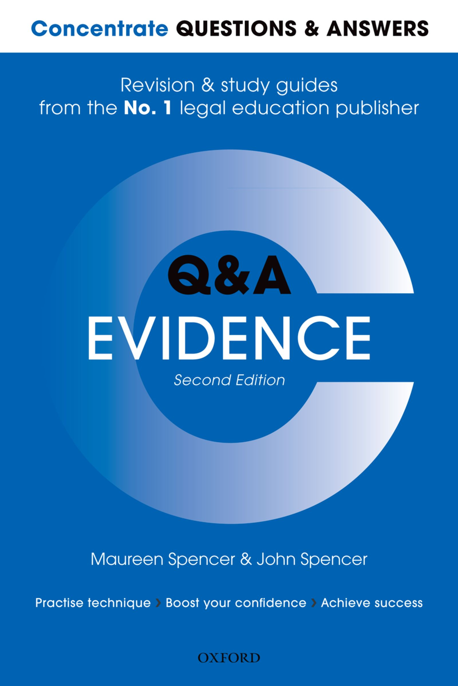 Q&A Evidence 2e Student resources
