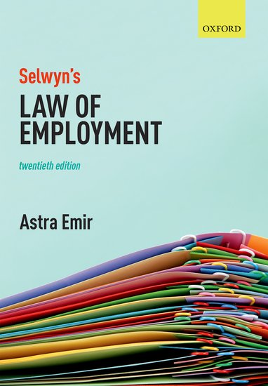 Selwyn's Law of Employment 20e