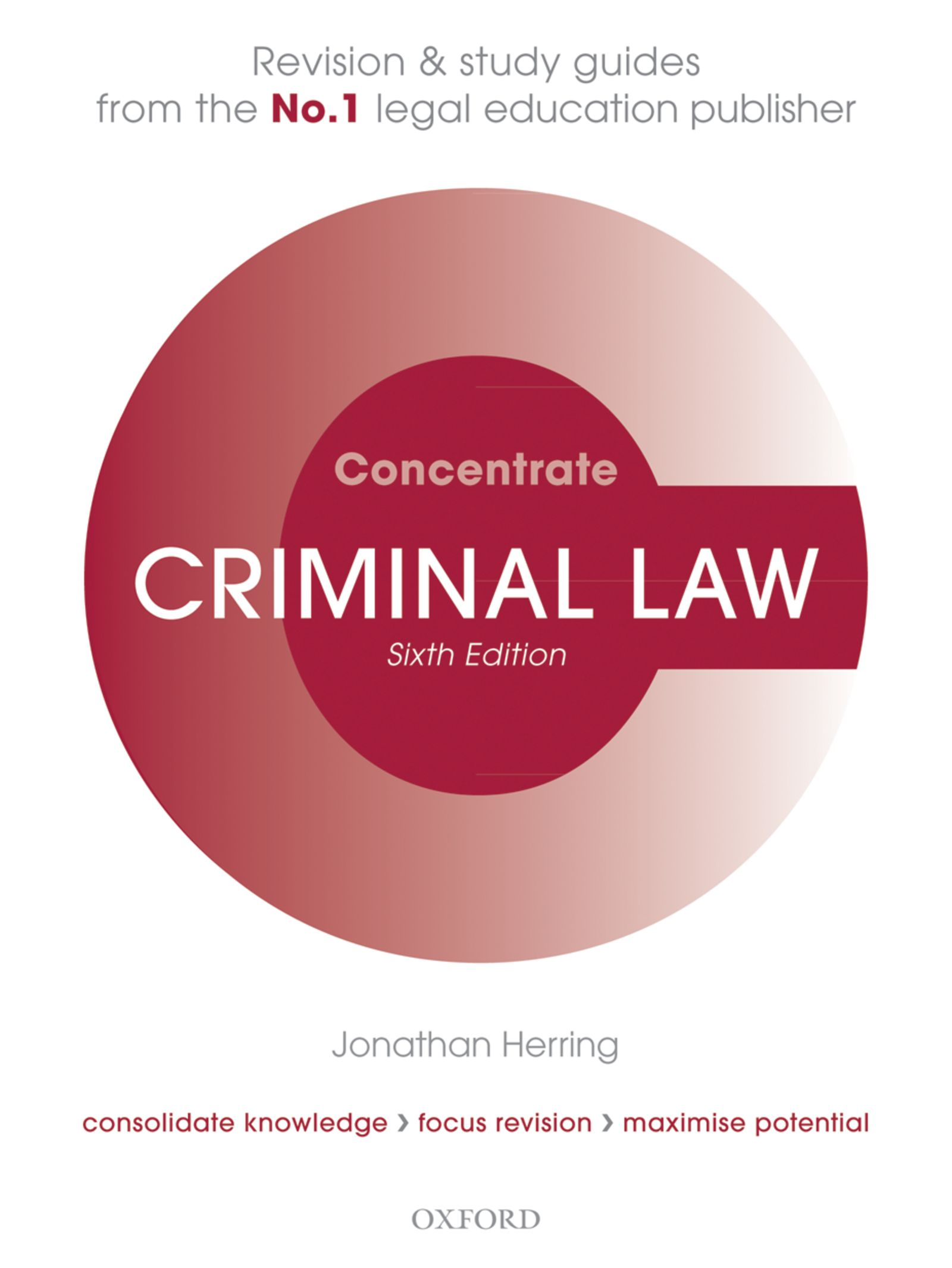 Criminal Law Concentrate 6e