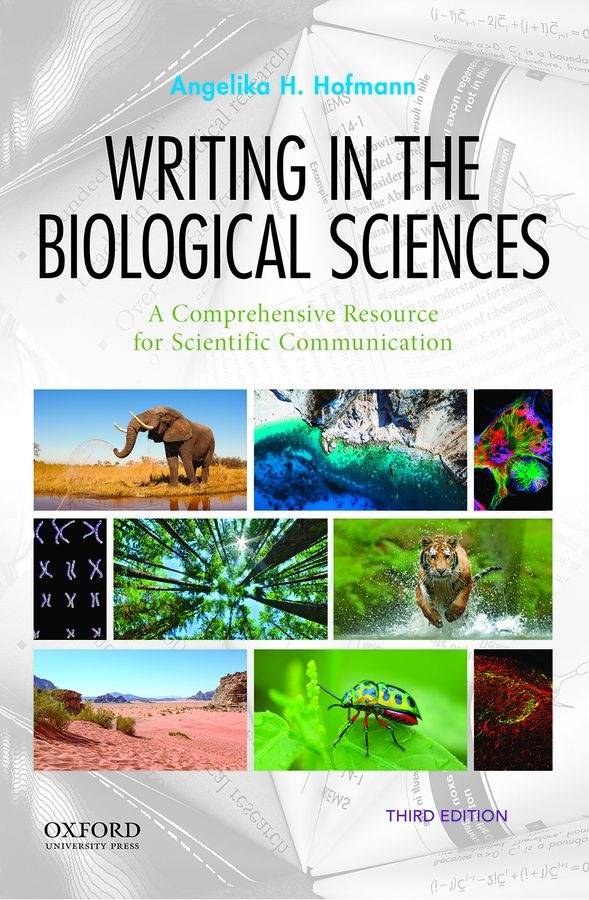 Writing in the Biological Sciences 3e Instructor Resources