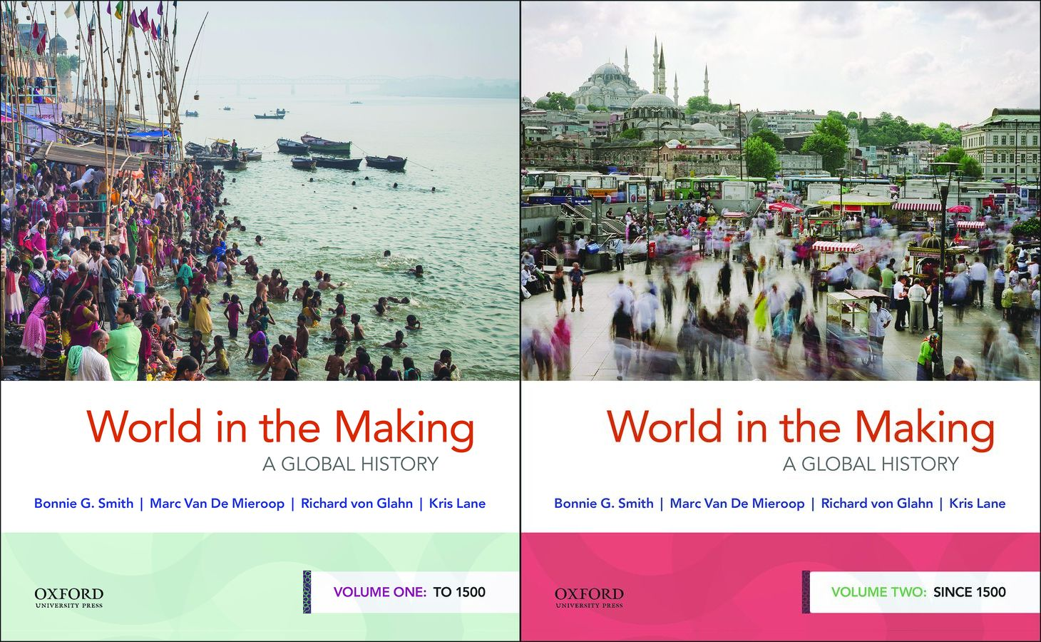 World in the Making Instructor Resources