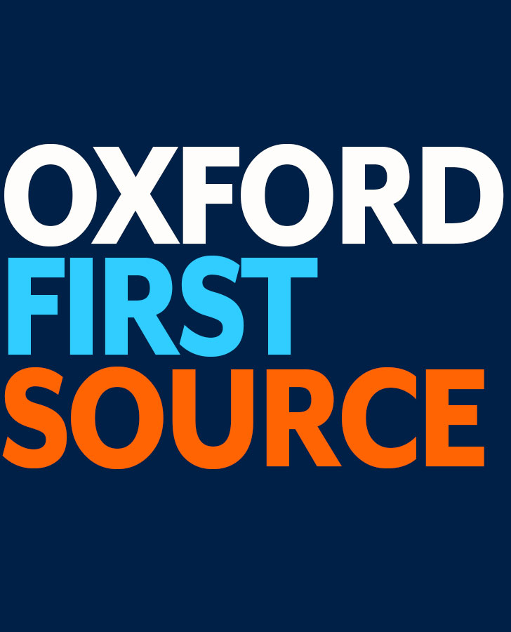 Oxford First Source