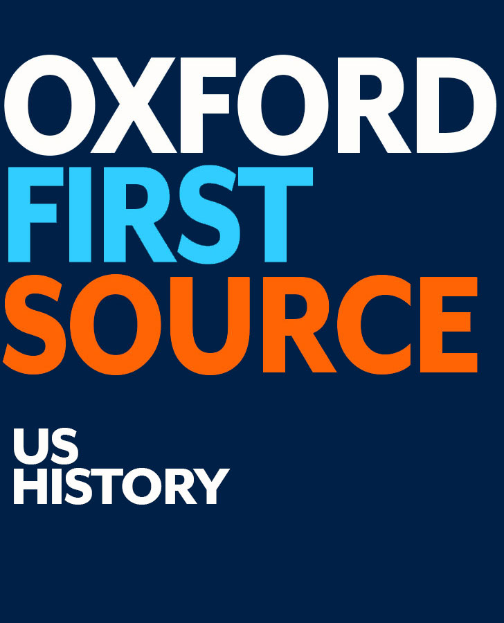 Oxford First Source: US History