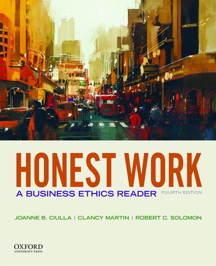 Honest Work 4e Instructor Resources